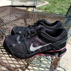 Nike REAX  run 6 running shoes size 8